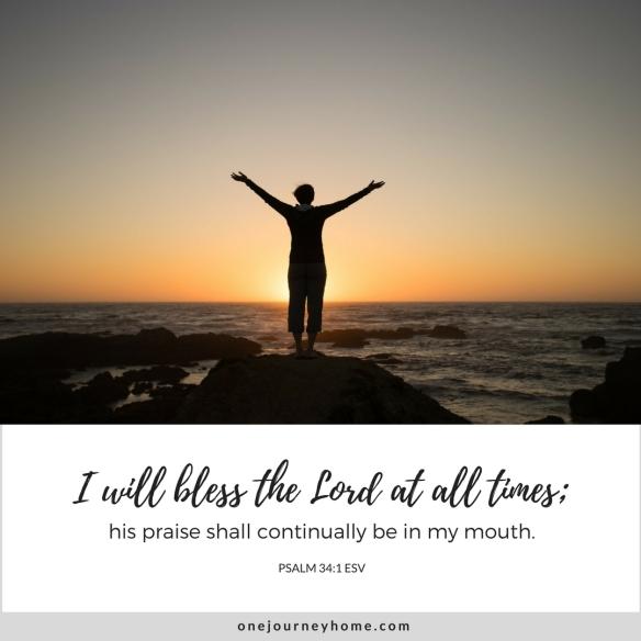 psalm 34 A