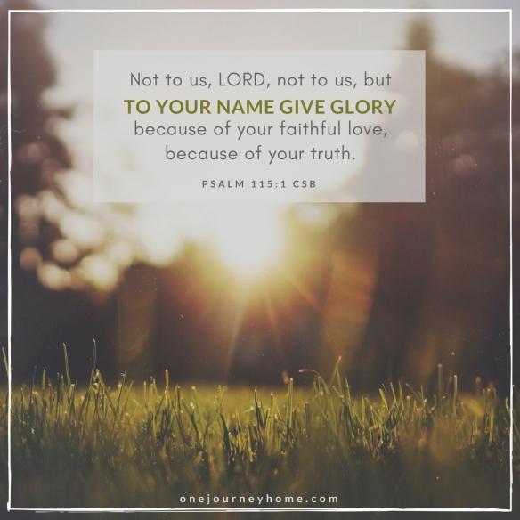 psalm 115a